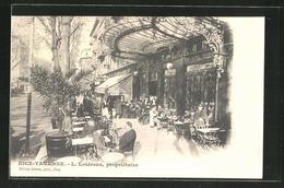 CPA Nice, Restaurant-Taverne L. Loidreau - Bar, Alberghi, Ristoranti
