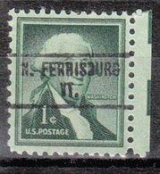USA Precancel Vorausentwertung Preo, Locals Vermont, North Ferrisburg 734 - Vereinigte Staaten