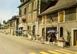 """CP De LAFFREY """" L'imperial , Hotel Des Lacs  """" - Grenoble"""