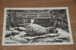 4125-  Vallée De La Hoegne / Pont Et Cascade / Animée - 1948 - België