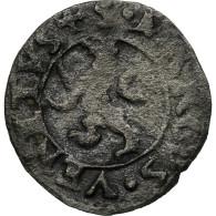 Monnaie, Italie, VENICE, Girolamo Priuli, 1 Carzia, TTB, Billon - Regional Coins