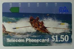 AUSTRALIA - Anritsu - Geelong Trial Issue -  AUS-M-004 - $1.50 - Surf Boats - Mint - Australia