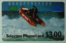 AUSTRALIA - Anritsu - Geelong Trial Issue -  AUS-M-005 - $3.00 - Surf Rescue - Mint - Australia