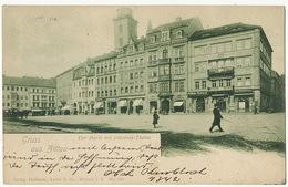 Gruss Aus Zittau Edit Hofmann Leder  Used To Budapest - Zittau
