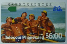 AUSTRALIA - Anritsu - Geelong Trial Issue -  AUS-M-006 - $6.00 - Surf Crew - Mint - Australia