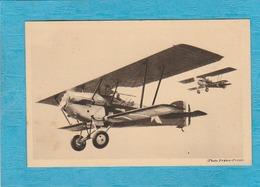 Carte Pub Au Dos : Voulez-vous Une Aviation Forte Et Efficace ? - Flugzeuge