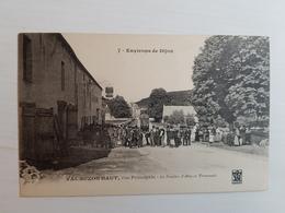 Côte D'or 21 Environs De Dijon - Val Suzon Haut - Rue Principale : La Fanfare D'Ahuy En Promenade - Francia