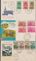 S. VIETNAM 1961  FDC    DEVELOPEMENT + UNESCO   Réf  61D - Viêt-Nam