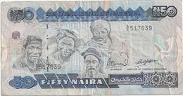 Nigéria 50 Naira - Nigeria