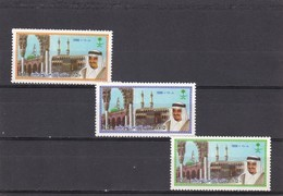 Arabia Saudi Nº 714 Al 716 - Arabia Saudita