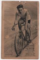 Cyclisme Vélo Jules Merviel Autographe Signature Tour De France - Vierzon