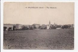 CPA 30 SALINELLES Vue Generale - Other Municipalities