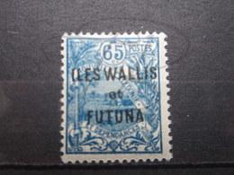 VEND BEAU TIMBRE DE WALLIS ET FUTUNA N° 41 , X !!! - Wallis-Et-Futuna
