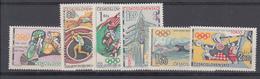 TCHECOSLOVAQUIE    1964                 N.  1354  / 1359            COTE         13 , 50     EUROS       ( Q 22 ) - Ungebraucht