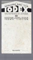 Lille (59 Nord) Buvard IODEX (pharmacie) (lab Rissa) (PPP9194) - Chemist's