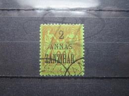 VEND BEAU TIMBRE DE ZANZIBAR N° 23 !!! - Zanzibar (1894-1904)