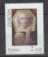 Europa Cept 2003 Poland 1v  ** Mnh (40509A) ROCK BOTTOM - Europa-CEPT