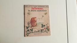 Un Petit Livre D'argent N° 317  éditions Deux Coqs D'or JULIENNE, LA MUSICIENNE 1977 - Livres, BD, Revues