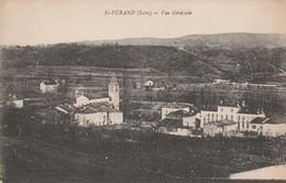 38 - SAINT VERAND - Vue Générale - Saint-Vérand