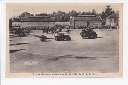 CPA MILITARIA Le Carrousel ( 02 LA FERE) Artillerie De 88 - Ausrüstung