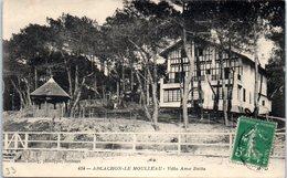 33 Le MOULLEAU - ARCACHON : Villa Ama Baita  * - Sonstige Gemeinden
