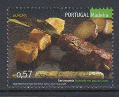 Europa Cept 2005 Madeira 1v  ** Mnh (40513B) @ Face Value - 2005