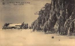 La Baraque Michel Sous La Neige - Hiver 1925-26 - Edit. : M. Delincé, Baraque Michel  Altitude 672 Mètres. - Jalhay