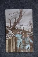 """Guerre 1914 -18 : Patriotique, """" A LA GLOIRE DE LA FRANCE """". - Patrióticos"""