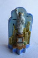 1 FEVE NEW YORK STATUE DE LA LIBERTE MANHATTAN - Olds