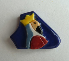 1 FEVE PUZZLE LES PTIT'S ROIS MAGES 2007 - Olds