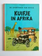 TINTIN - Kuifje In Afrika - Hergé - CASTERMAN - 1966 - Livre En Bon état - Kuifje