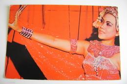 Thailand Temple Dancer   THAILAND ASIA    VIAGGIATA  COME DA FOTO - Tailandia