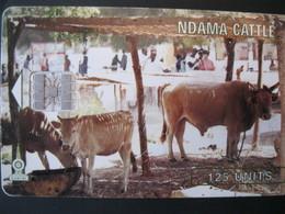 Télécarte Gambie - Gambia