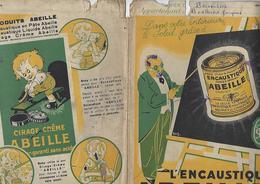 Protege-cahier Dans L'etat L'abeille-encaustique,cire,cirage - Produits Ménagers