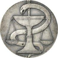 Belgique, Médaille, Laboratoire Scientifique Universitaire, Gandavensis, 1976 - Belgium