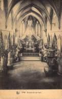 Lisp -  Binnenzicht Der Kerk. -  Edit. Franciscaansche Standaard - Hérenthals. - Lier