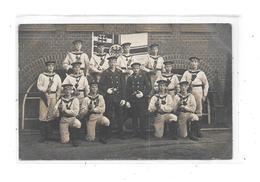 10893 - Carte Photo ALLEMANDE, Militaria, (voir Verso) - Otros
