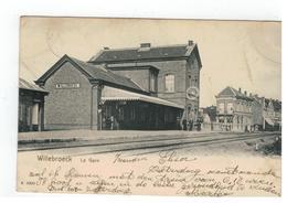 Willebroek  La Gare 1904 - Willebroek