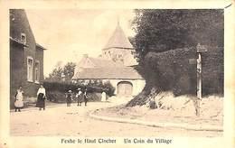Fexhe Le Haut Clocher - Un Coin Du Village (animée, Edit Henri Kaquet, 1926) - Fexhe-le-Haut-Clocher