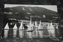 3196   Segelsport Am Wolfgangsee - 1961 - St. Wolfgang