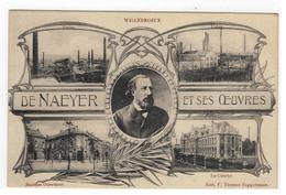 Willebroek  De Naeyer Et Ses Oeuvres:Usine,Usine,Maisons Ouvrières,La Crèche - Willebroek