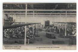 Gooreind, Propriété Verellen  La Manufacture De Cigares - Wuustwezel