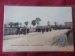 CPA - Environs De Joinville-le-Pont - Un Jour De Courses - Joinville Le Pont