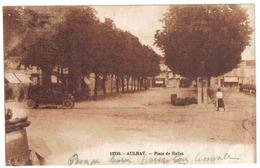 CHARENTE-MARITIME - AULNAY - Place Des Halles - Aulnay