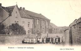 Fléron - Institut Ste Julienne (Edit H. Thône David, Animée) - Fléron