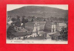 88 - Remiremont : Le Collège, Cpa - Remiremont