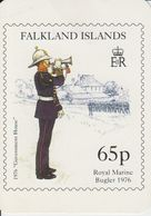 Falkland Islands 1999 Calender Card (40515)) - Falklandeilanden