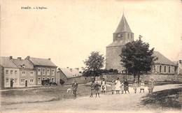 Forêt - L'Eglise (animée, Desaix, Edit A. Rabier) - Trooz