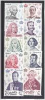 España Nº 2496 Al 2505 - 1931-Today: 2nd Rep - ... Juan Carlos I