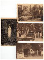 Edegem  Grot V OLV Van Lourdes 4 Kaarten - Edegem